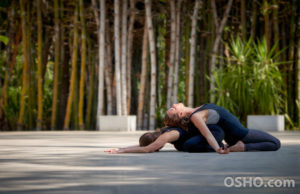 Yoga @ OSHO INTERNATIONAL MEDITATION RESORT, Pune, Indien